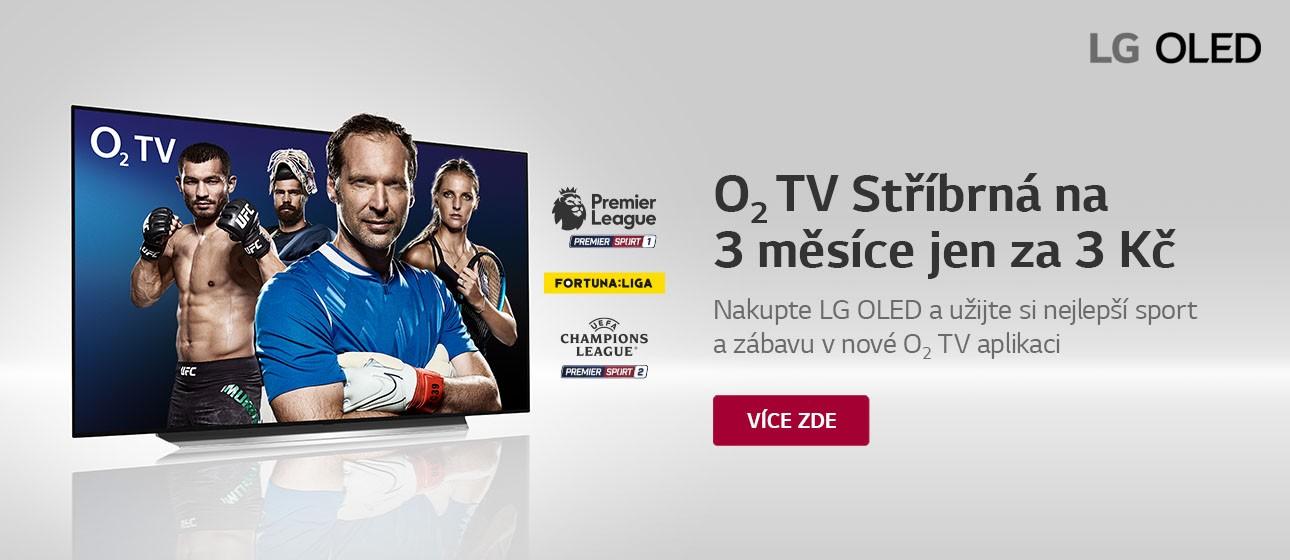 O2 TV STŘÍBRNÁ